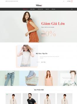 Thời trang Mina shop