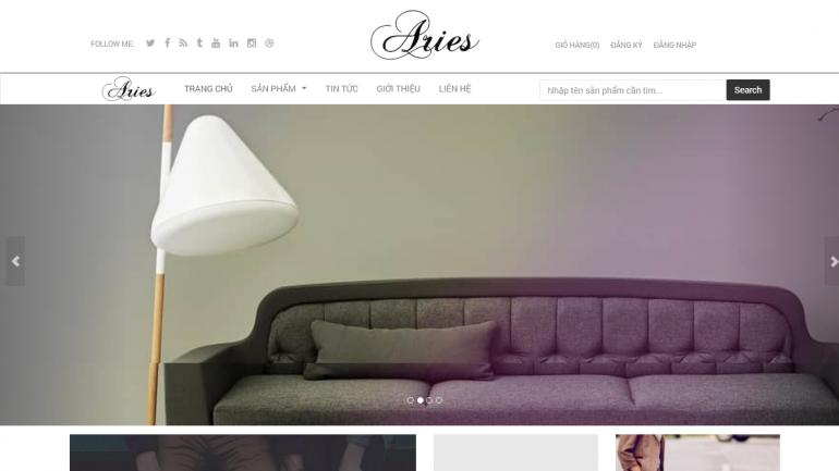Cửa hàng Aries