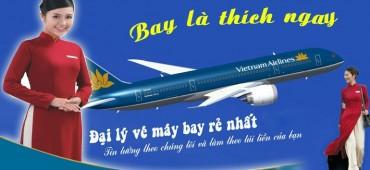Thiết kế web đặt vé máy bay trực tuyến