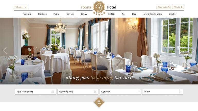 Khách sạn Yoona
