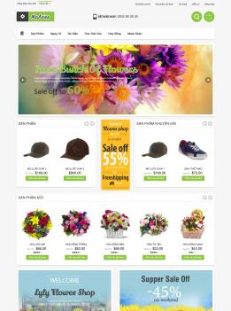 Cửa hàng hoa tươi Maries