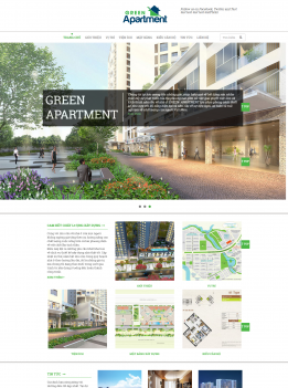 Green apartment