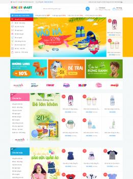 Cửa Hàng Kinder Mart